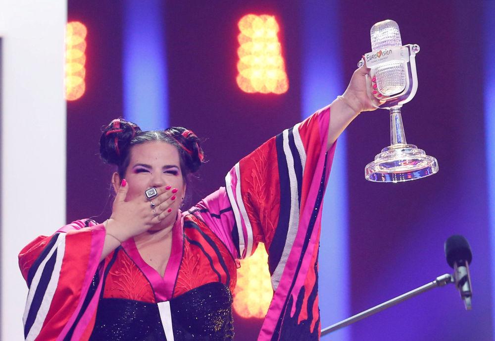 La cantante israeliana Netta ha vinto il concorso Eurovision.