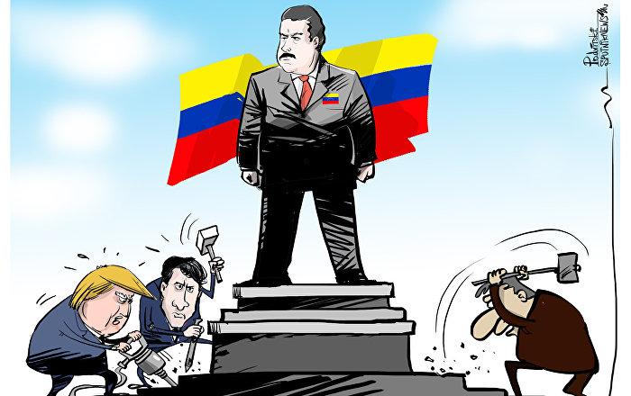 Gli USA hanno promesso di ripristinare la democrazia in Venezuela