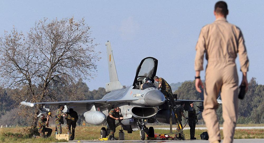 Base militare di Araxos, Grecia