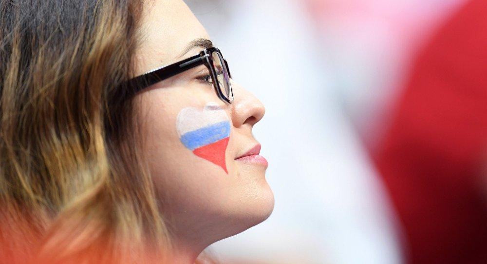 Tifosa russa