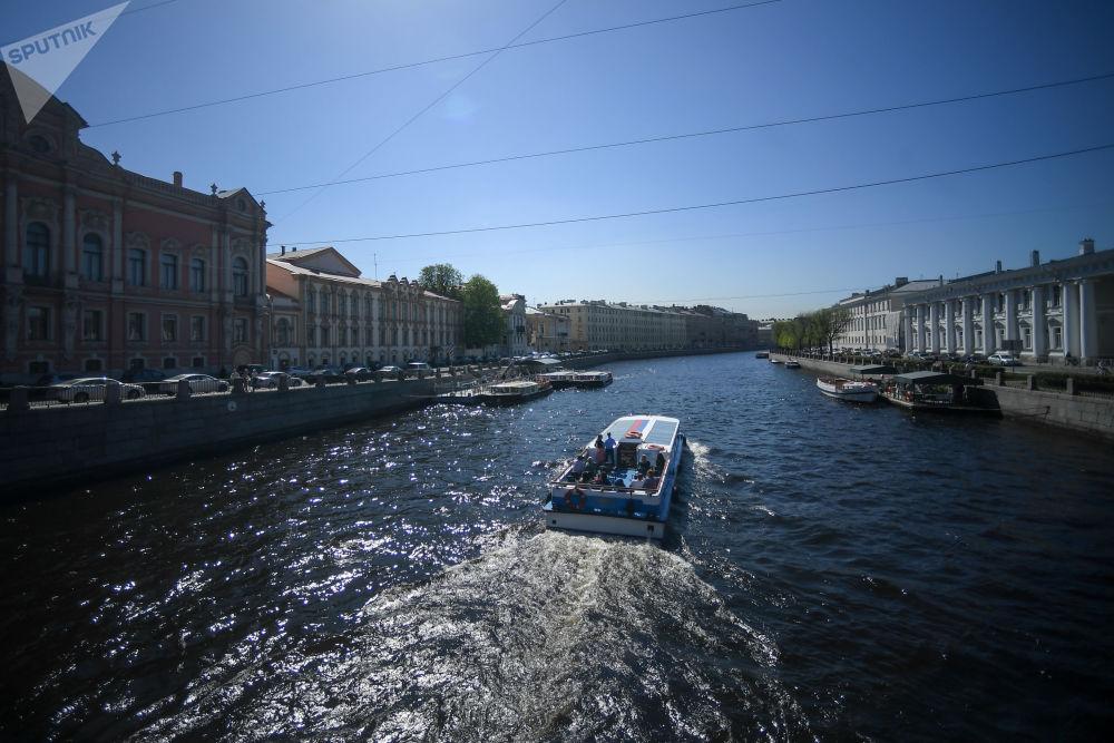 Notti bianche inseguendo gol a San Pietroburgo