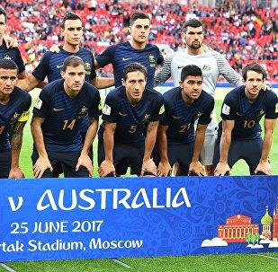 La nazionale australiana di calcio