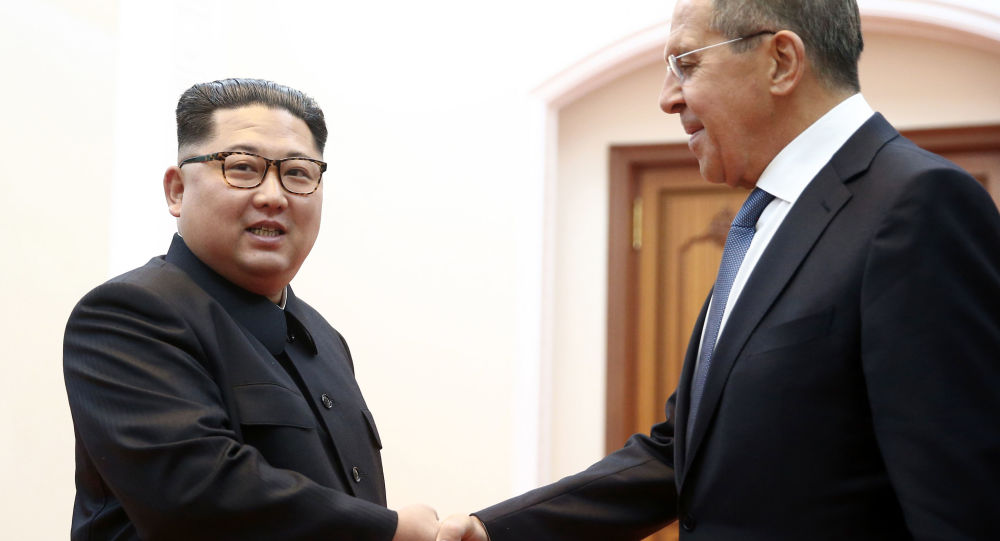 Nordcorea, Kim Jong-un riceve ministro degli Esteri russo Lavrov