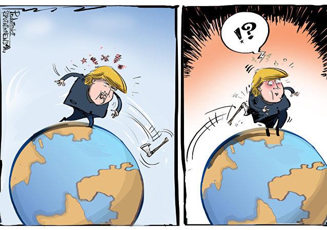 La guerra commerciale degli USA
