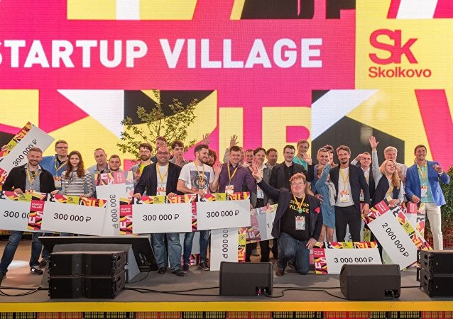 Skolkovo Startup Village
