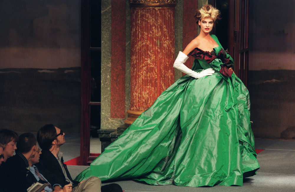 Icone della moda degli anni 90.