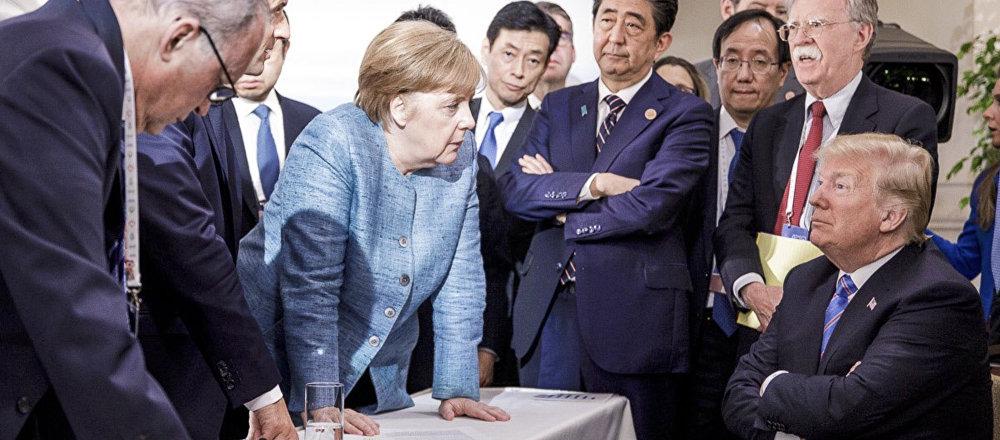 Il summit G7