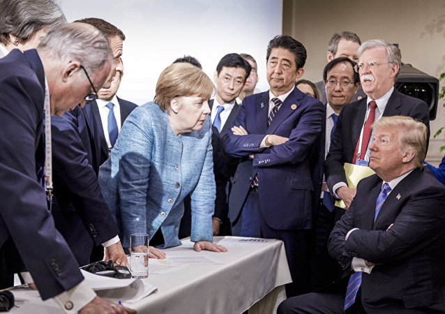 Il summit G7
