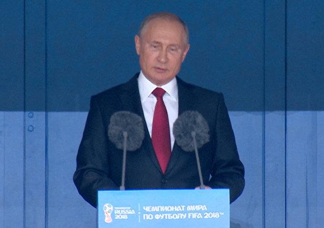 L'intervento di Putin
