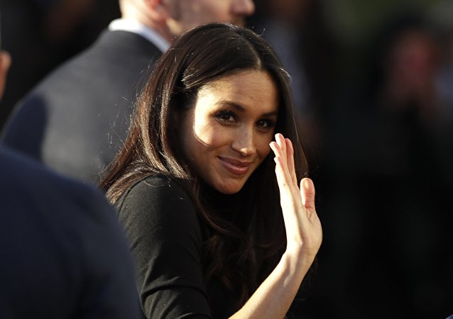 Meghan Markle duchessa del Sussex