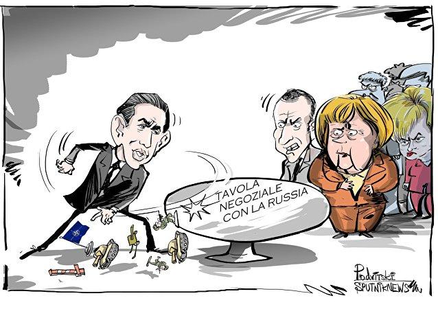 Vienna durante la sua presidenza all'Unione Europea intende lavorare sullo sviluppo delle relazioni con Mosca, è stato dichiarato nel programma della presidenza austriaca, presentato a Bruxelles, che inizierà il 1° luglio.