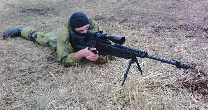 La base del reggimento Azov a Kiev. Sergey Sanovsky.