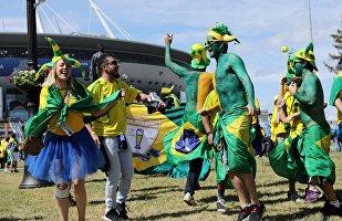 tifosi brasiliani