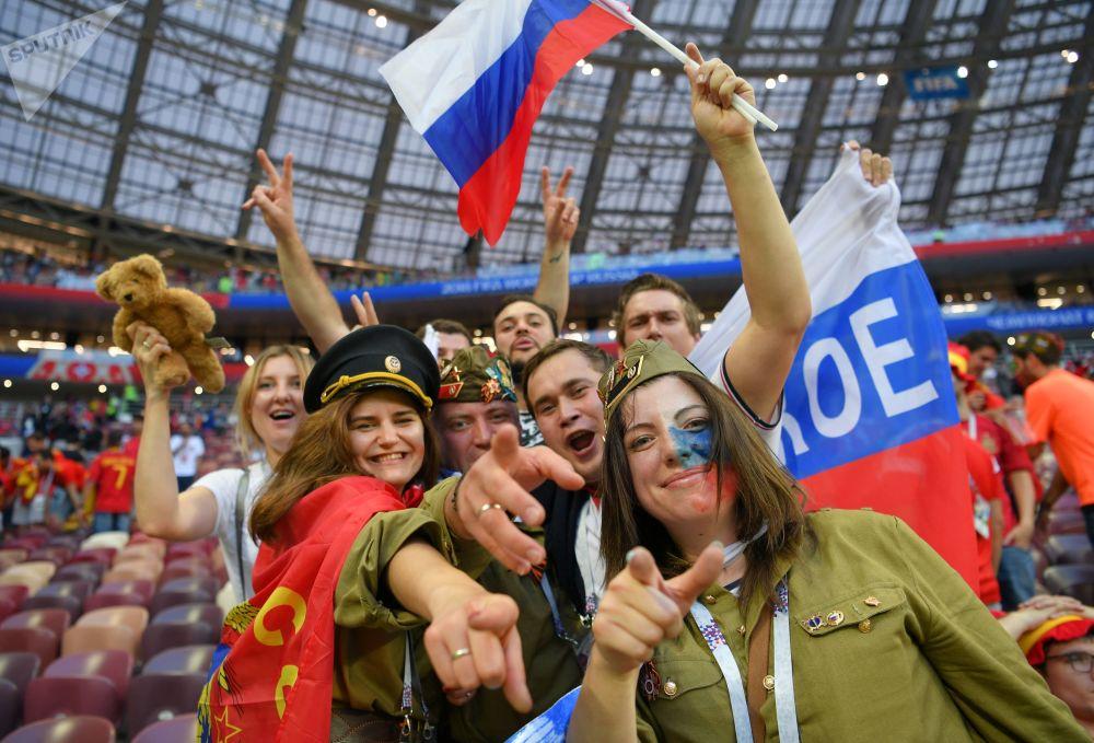 Adios Spagna, la notte brava della Russia