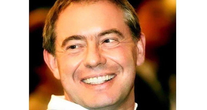 Adolfo Urso, senatore di Fratelli d'Italia, presidente della Fondazione Farefuturo