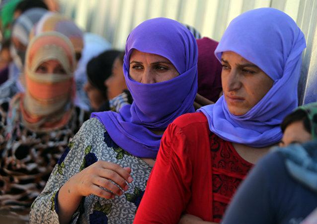 Donne irachene