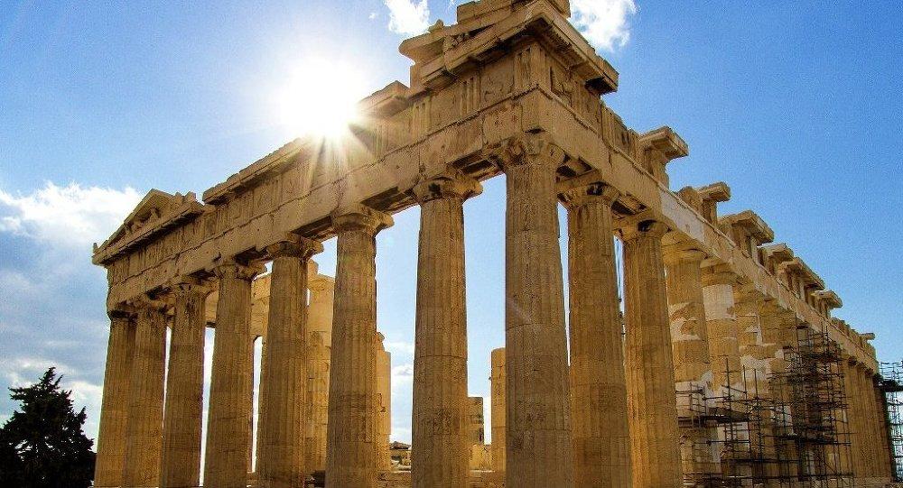Panteone a Atene