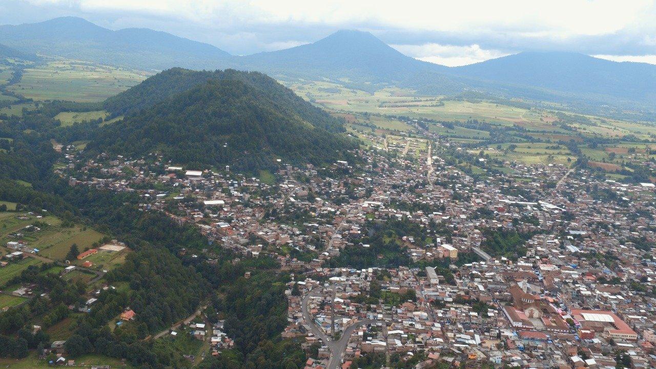 La municipalità messicana di Cherán