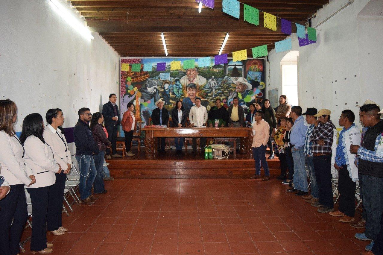 Alla municipalità messicana di Cherán