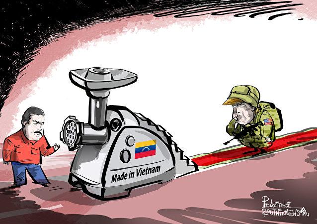 Venezuela minaccia di organizzare per gli Stati Uniti un altro Vietnam