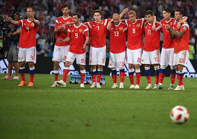 Mondiali, Russia - Croazia