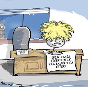 Regno Unito: Ministro esteri Boris Johnson si dimette