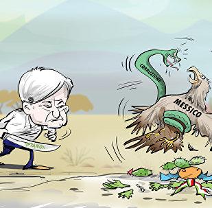Obrador ha promesso di salvare il Messico dal cancro della corruzione