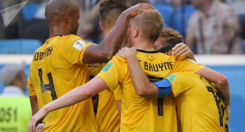 Mondiali 2018, Belgio-Inghilterra