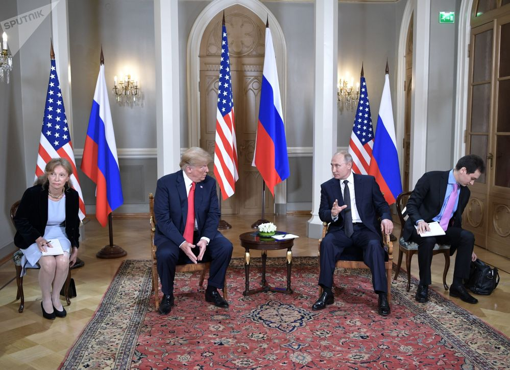 L'incontro tra Putin e Trump a Helsinki