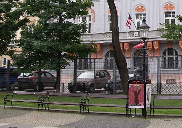Ambasciata USA a Bratislava