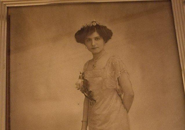 Principessa Elena Petrovna, madre di Caterina Romanova e nonna di Nicoletta Farace