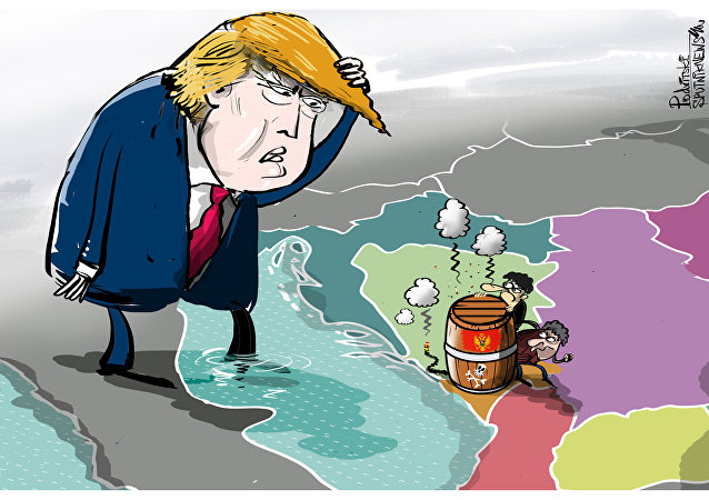 Trump e Montenegro