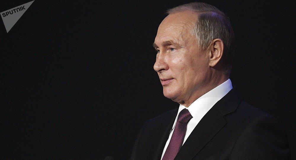 Il presidente russo Vladimir Putin (foto d'archivio)