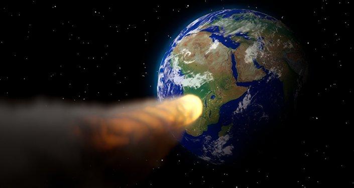 Asteroide si dirige verso la Terra