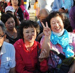 Turisti cinesi in Russia