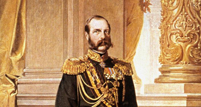 Lo zar Alessandro II