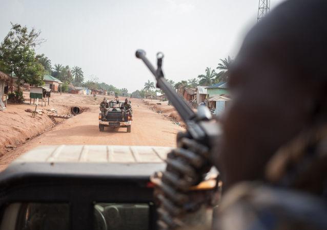 Militari nella Repubblica Centrafricana