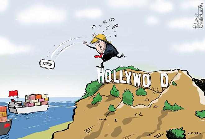 La guerra dei dazi potrebbe nuocere allo sviluppo di Los Angeles