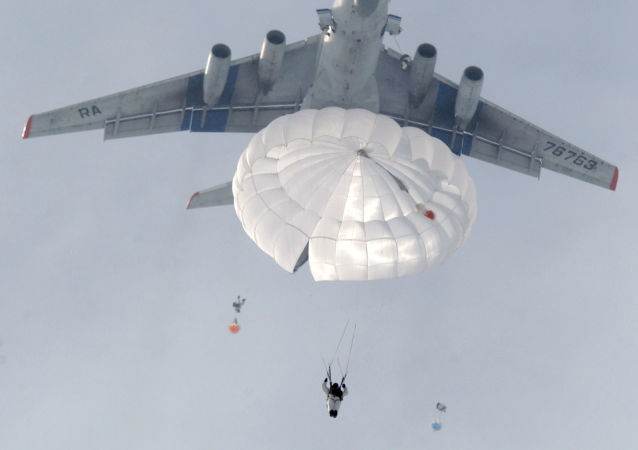 Truppe aviotrasportate russe