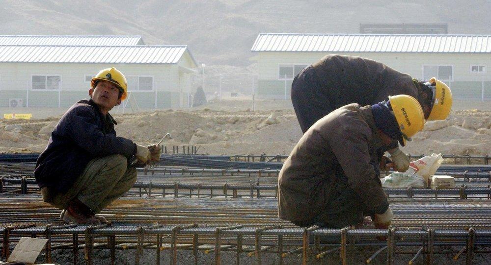 Lavoratori nordcoreani