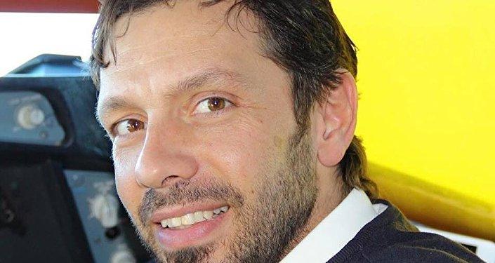 Fabrizio Cuscito, coordinatore nazionale del trasporto aereo della Filt Cgil (Federazione italiana lavoratori trasporti).