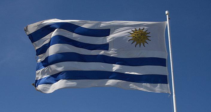 Bandiera dell'Uruguay