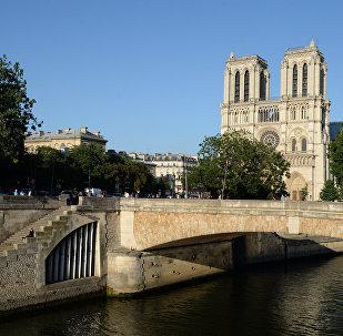 La Cattedrale di Notre-Dame, Parigi