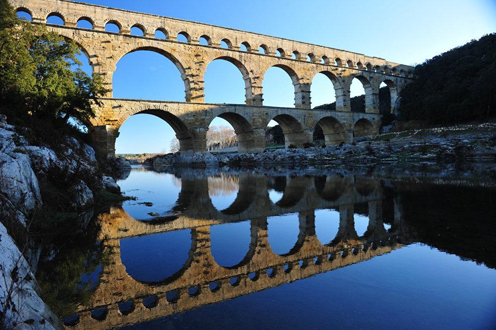 Il Ponte di Gard in Provenza