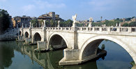 Ponte Sant'Angelo a Roma