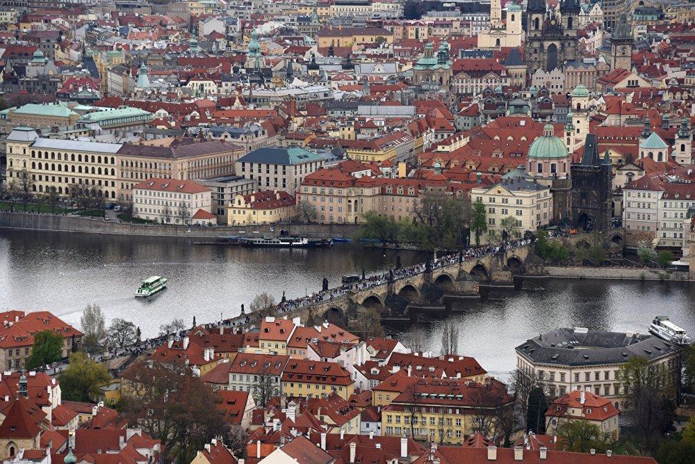 Karluv Most sul fiume Moldava a Praga