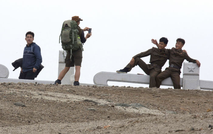 Vacanze in Corea del Nord