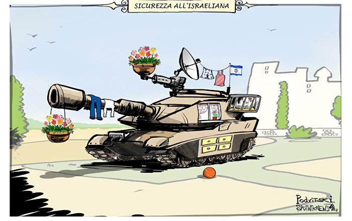 Sicurezza all'israeliana