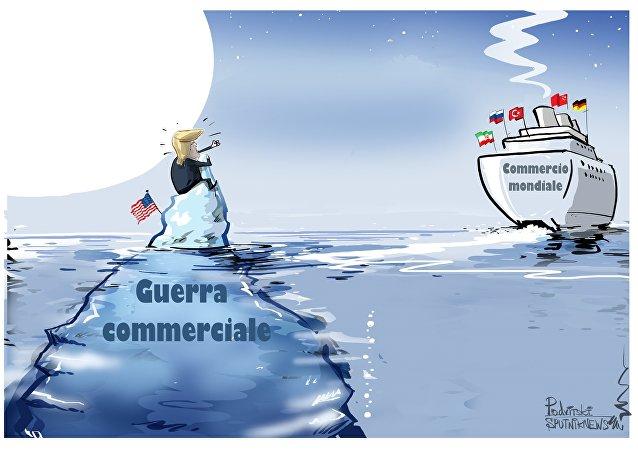 La guerra commerciale di Trump