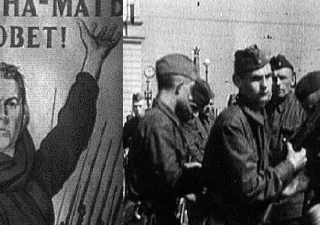 22 giugno, l'inizio della Grande Guerra Patriottica